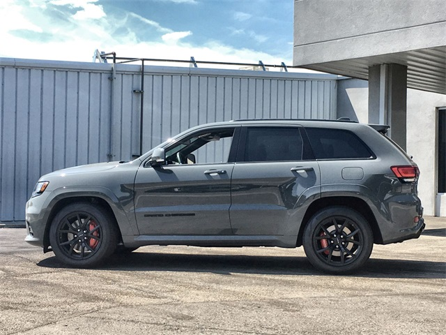 New 2019 JEEP Grand Cherokee SRT