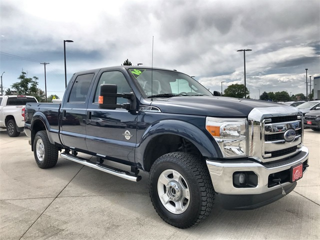 Pre-Owned 2016 Ford F-350SD XLT