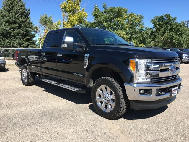 Pre-Owned 2017 Ford F-350SD Lariat