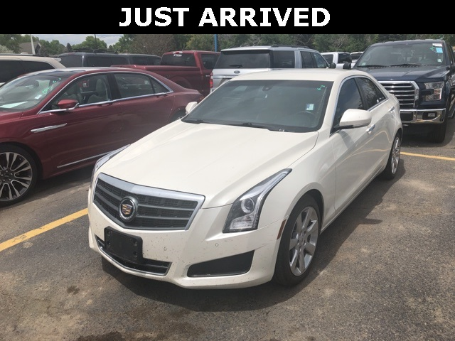 Pre-Owned 2013 Cadillac ATS 2.5L Luxury