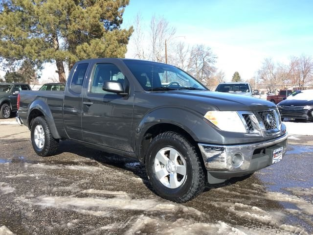 Pre Owned 2010 Nissan Frontier Se King Cab In Longmont 323598a