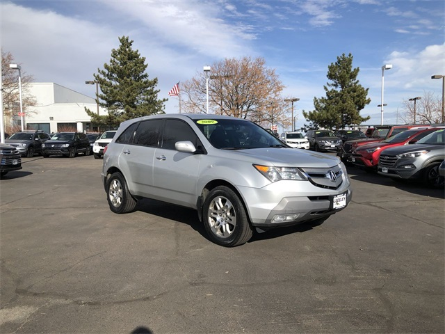 Pre-Owned 2009 Acura MDX 3.7L