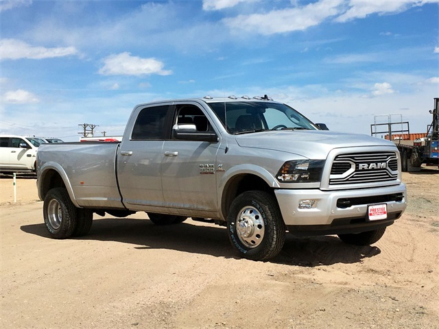 New 2018 RAM 3500 Big Horn