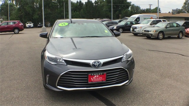Pre-Owned 2018 Toyota Avalon Hybrid XLE Plus