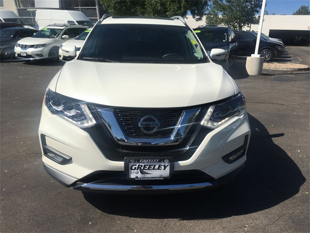 Pre-Owned 2017 Nissan Rogue Hybrid SL