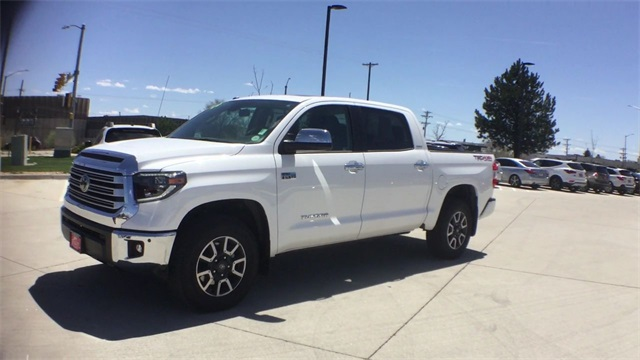 Pre-Owned 2019 Toyota Tundra Limited