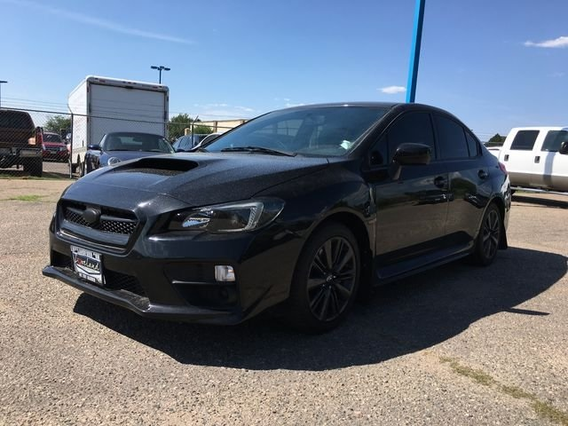 Pre-Owned 2016 Subaru WRX Base