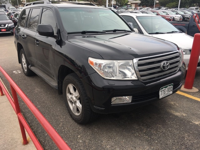 Pre-Owned 2011 Toyota Land Cruiser Base