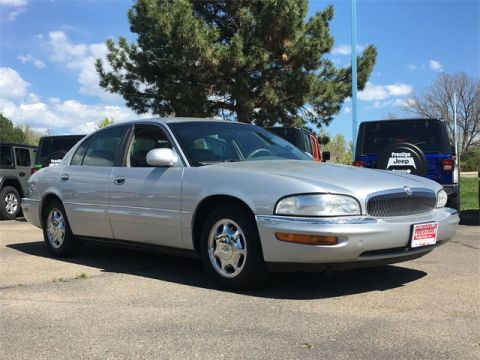 Pre-Owned 1999 Buick Park Avenue Ultra