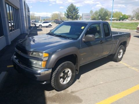 Pre-Owned 2007 Chevrolet Colorado LT