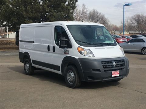 New 2018 RAM ProMaster Low Roof