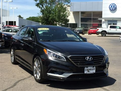 Pre-Owned 2015 Hyundai Sonata Limited 2.0T