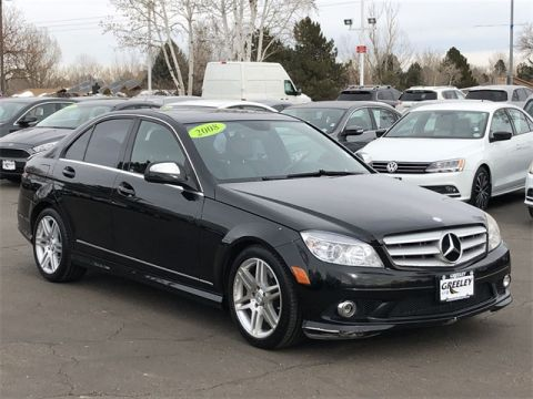 Pre-Owned 2008 Mercedes-Benz C-Class C 350